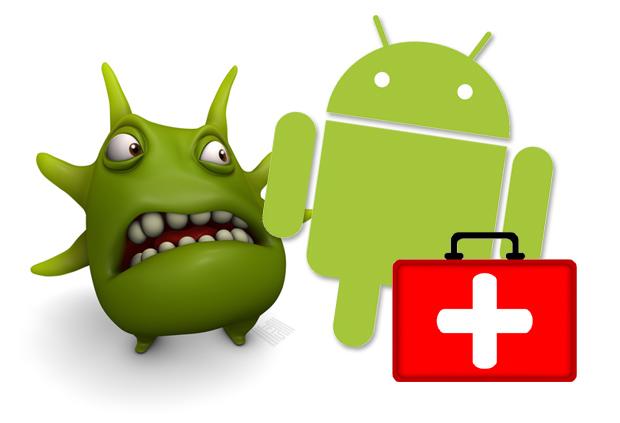 Algunos virus raros que han aparecido en Android en los últimos años