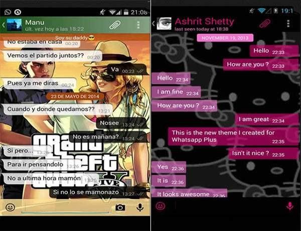 Conoce las ventajas y las desventajas de WhatsApp Plus 2