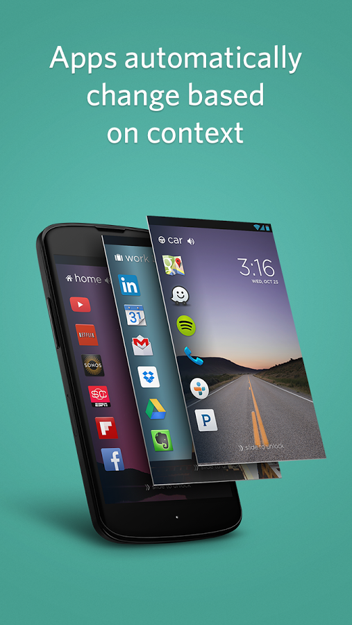 Cover Screen para Android