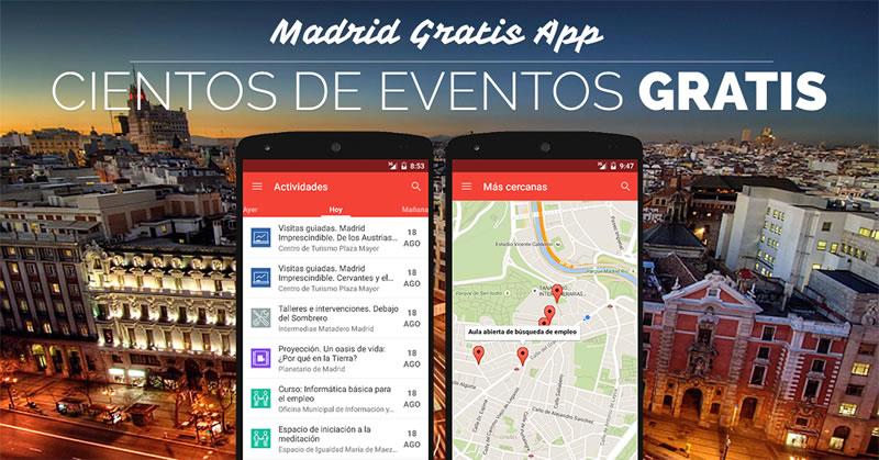Madrid Gratis App