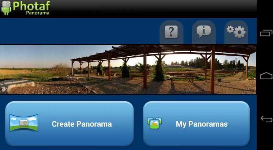 Photaf Panorama (Free) - Aplicaciones Android en Google Play