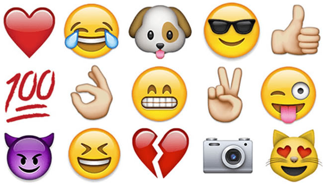 how to add emojis to facebook