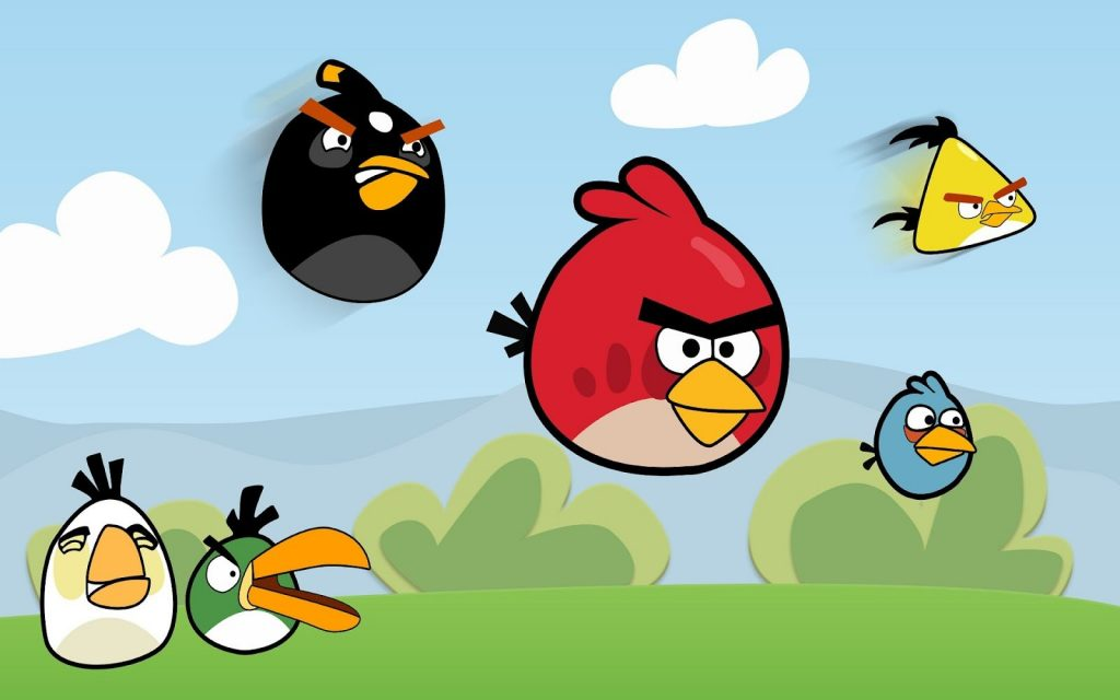 personajes-angry-birds