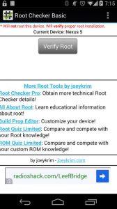 verificar si soy root